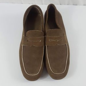 Bruno Magli•Leather Loafers 1603 sz 9 NWOB